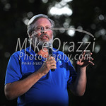 8/17/2017 Mike Orazzi | Staff Bill Pettit during a benefit for the Petit Family Foundation in Plainville Thursday evening.