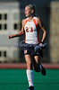 Syracuse's Shelby Schraden (23) of Allentown, Pa. during the Big East Field Hockey Championship with Uconn on Sunday, November 9, 2008 in Storrs, Conn. Syracuse won 1-0 after scoring as time expired to claim the Big East title advancing to the NCAA's.  Photo by Mike Orazzi  www.mikeorazziphotography.com