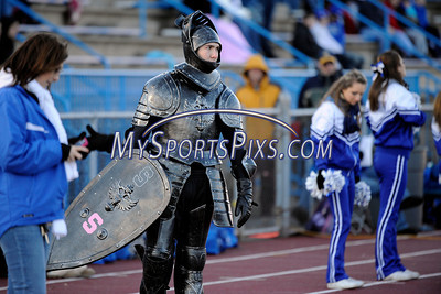 12/7/20123 Mike Orazzi | Staff Southington's mascot during the CIAC 2013 Class LL Football semi-final at West Haven High School on Saturday. Southington won 45-0 and will play Fairfield Prep for the state title.
