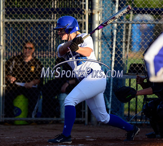 6/14/2014 Mike Orazzi | Staff Southington High School's Rachel Dube (25) during Saturday's Class LL Final with Amity at West Haven High School.