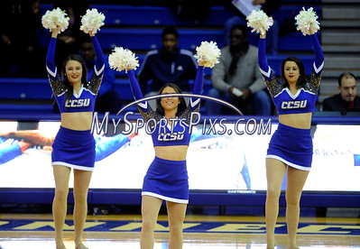 1/23/2016 Mike Orazzi | Staff Members of the CCSU Dance Team Saturday in New Britain.